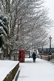 Winter Scene, London, United Royalty Free Stock Images