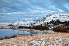 Winter Scenes Stock Photos