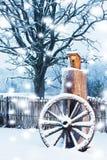 Winter scenic Royalty Free Stock Image
