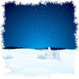 Winter Scenic Landscape Royalty Free Stock Image
