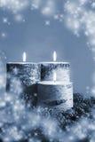 Winter-Schein stockbild