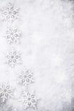 Winter-Schnee-Hintergrund stockfotografie