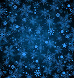 Winter seamless background Royalty Free Stock Photo