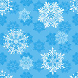 Winter seamless pattern Royalty Free Stock Photography