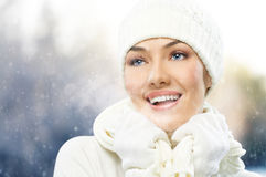 Winter season Royalty Free Stock Images