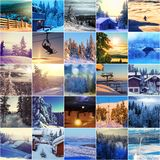 Winter season Stock Images