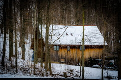 Winter Seclusion Stock Images