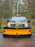 Winter service vehicle. Stock Images