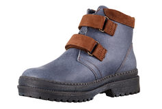 Winter shoe Stock Photo