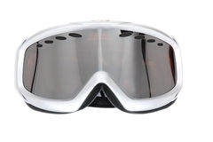 Winter ski glasses Royalty Free Stock Photography