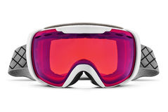 Winter ski glasses Stock Image