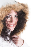 Winter Smile Royalty Free Stock Images