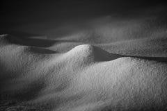 Winter Sneeuw Background Stock Fotografie