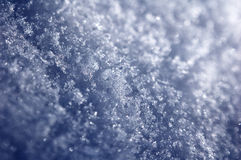 Winter Snow Royalty Free Stock Photos