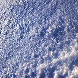 Winter snow background Royalty Free Stock Photography
