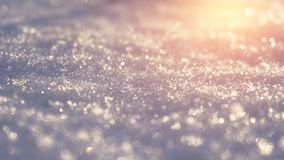 Winter snow background, blue color, snowflakes, Winter snow background, blue color, snowflakes, sunlight, macro. Winter frosty morning. Winter snow background royalty free stock photo