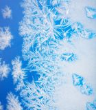 Winter snow ice frozen texture background wallpapers Royalty Free Stock Photography