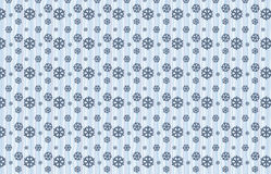 Winter snow pattern Royalty Free Stock Photos