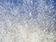 Winter snow texture Royalty Free Stock Image