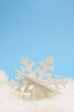 Winter Snowflake stock image