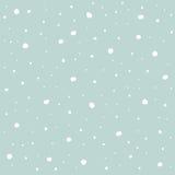 Winter, Snowflakes blue background, wallpaper. Winter, Snowflakes blue background, Christmas Royalty Free Stock Photo