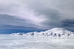 Winter Snowscape  Stock Photos