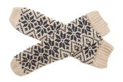 Free Winter Socks Royalty Free Stock Photo - 23042715