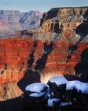 Winter, South Rim, Grand Canyon National Park, Arizona Royalty Free Stock Image