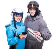 Winter sport Royalty Free Stock Image