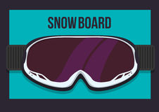 Winter Sport design Stock Image