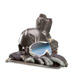 Winter sport equipment Stock Photography