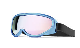 Winter sport glasses. Royalty Free Stock Photography