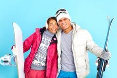 Winter sport Stock Photos