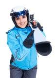 Winter sport Stock Photo