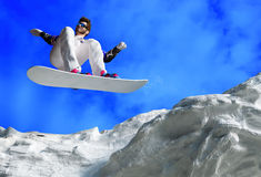 Winter Sports Royalty Free Stock Images