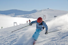 Winter sports Stock Photos