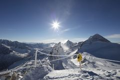 Winter sports. Stock Images