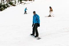 Winter sports Royalty Free Stock Photo