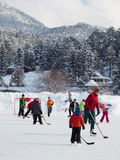Winter Sports Stock Image