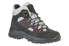 Winter sports shoes Royalty Free Stock Image