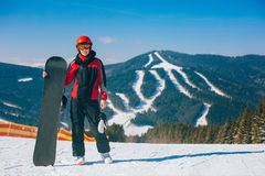 Winter sports Stock Photography