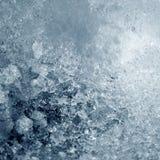 Winter - spring ice stock photos