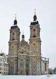 Winter St. Gallen Royalty Free Stock Photos