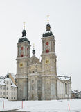 Winter St. Gallen Stock Photo