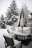 Winter Storm Royalty Free Stock Photos