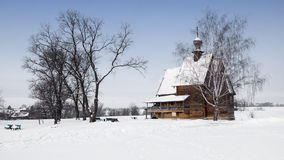 Winter Suzdal (Golden Ring of Russia) Stock Image