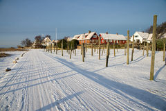 Winter in Sweden Royalty Free Stock Image