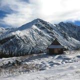 Winter in Tatra Lizenzfreies Stockfoto
