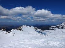 Winter in Tatra Mountains Stock Image
