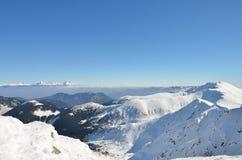 Winter Tatra Mountains in Slovakia. 2014 Stock Image